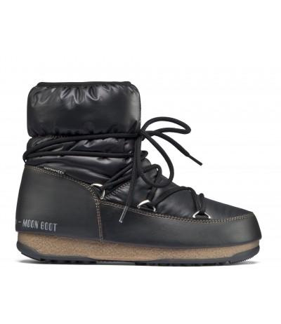 TECNICA MOON BOOT LOW NYLON WP black/bronze