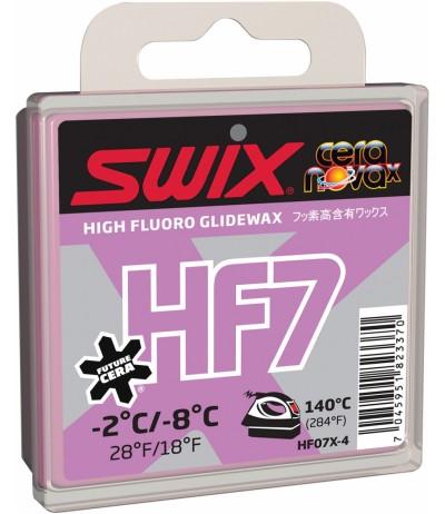 SWIX HF07X VIOLET -2/-8 40 gr.