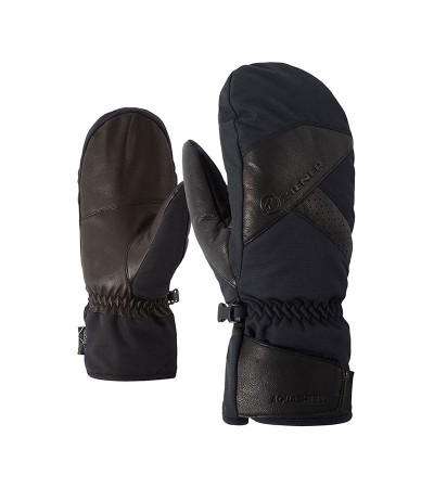 ZIENER GETTERO MITT black