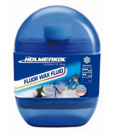 HOLMENKOL FLUOR WAX FLUID 75 ml