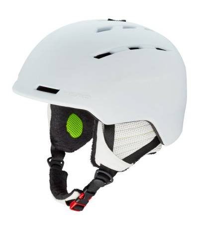 HEAD CASCO VANDA BOA white