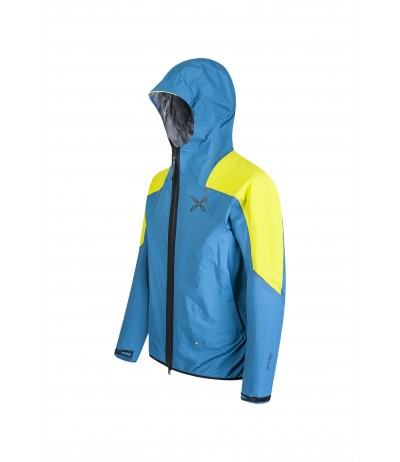 MONTURA MAGIC 2.0 JACKET 8374blu ottanio/giallo zolfo