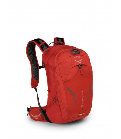OSPREY SYNCRO 20 NEW firebelly red