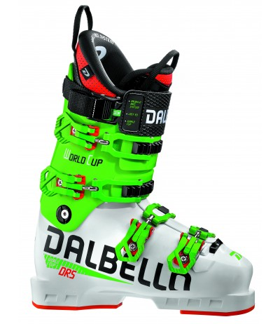DALBELLO DRS WC SS uni white/race green