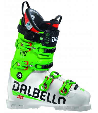 DALBELLO DRS 140 white/race green