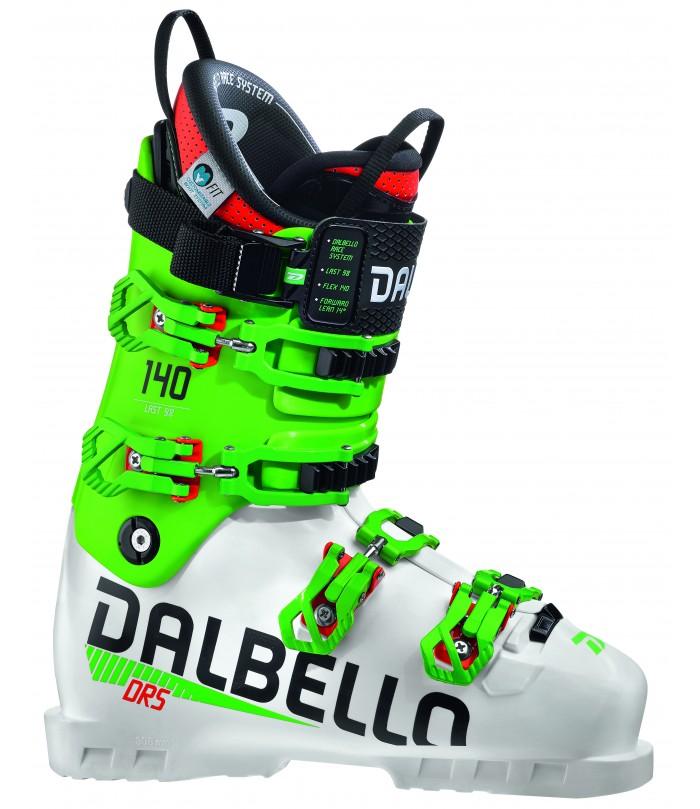 DALBELLO DRS 140 white/race green