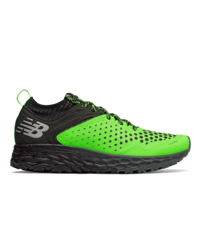 NEW BALANCE M FRESH FOAM HIERRO v4 bright green