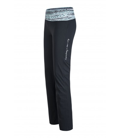 MONTURA MUSIC PANT WOMEN 90A15 nero/fantasia15