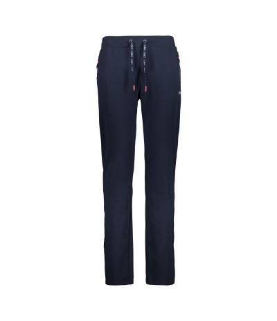 CMP MAN LONG PANT N950 black blue