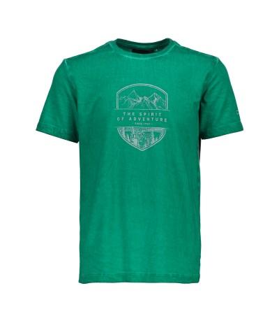 CMP BOY T-SHIRT E880 emerald
