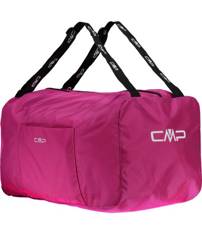 CMP FOLDABLE GYM BAG 25 lt fuxia