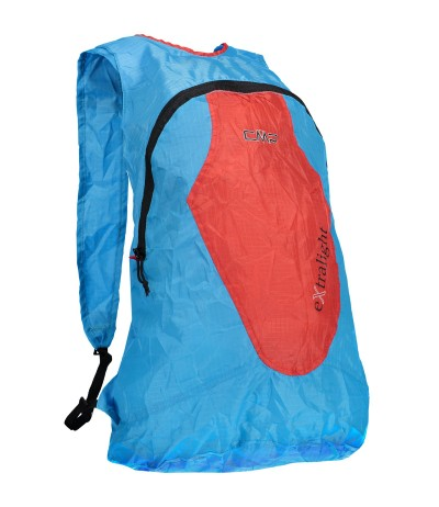 CMP PACKABLE 15 L BACKPACK azzurro/rosso