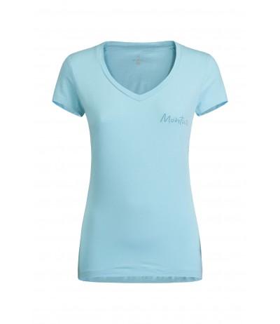 MONTURA LOTUS T-SHIRT WOMAN 29 ice blue
