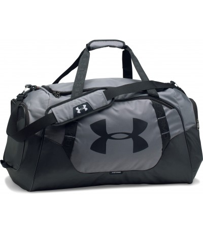 UNDER ARMOUR UNDENIABLE DUFFLE 3.0 MD gph/blk/blk