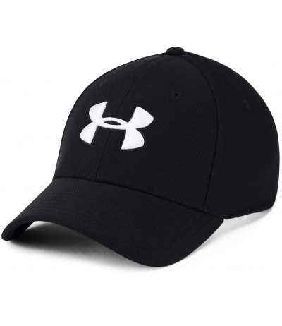 UNDER ARMOUR MEN BLITZING 3.0 CAP blk/blk/wht