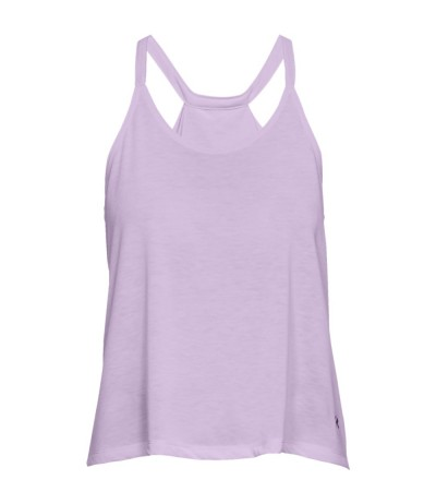 UNDER ARMOUR WHISPERLIGHT TANK FOLDOVER purple