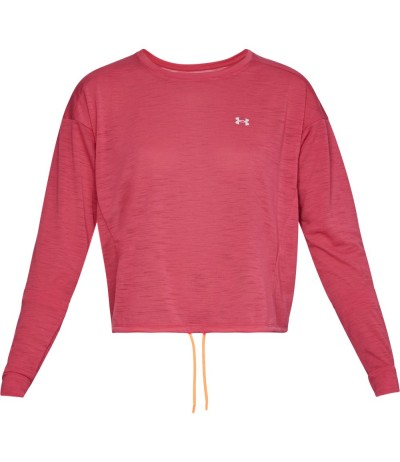 UNDER ARMOUR WHISPERLIGHT CROPPED COVER UP impulse