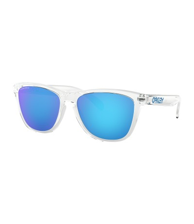 OAKLEY FROGSKINS crystal clear/prizm sapphire