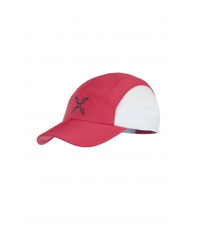 MONTURA ADVENTURE CAP 0400 rosa sugar/bianco