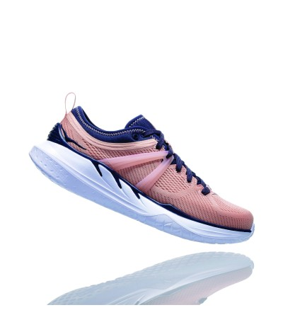HOKA TIVRA WOMAN dusty pink/mood indi