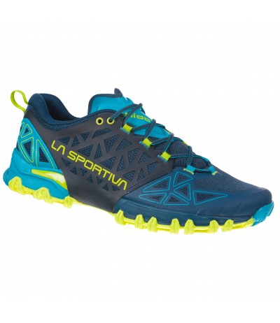 LA SPORTIVA BUSHIDO II opal/apple green
