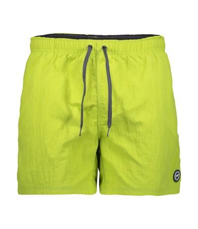 CMP MAN SHORTS E329 lime green