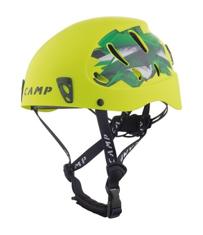 CAMP CASCO ARMOUR lime/verde 54-62 cm