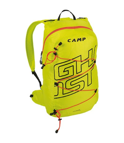 ZAINO CAMP GHOST lime