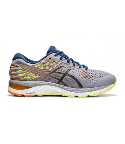 ASICS GEL CUMULUS 21 M sheet rock/mako blue