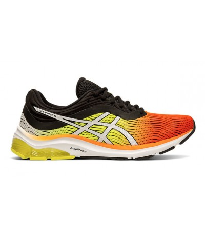 ASICS GEL PULSE 11 M shocking orange/black