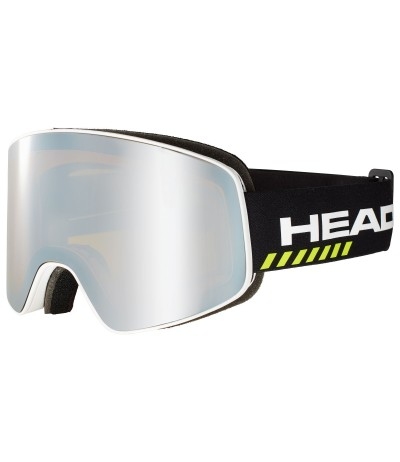 HEAD HORIZON RACE BLACK + Spare Lens