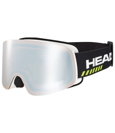 HEAD INFINITY RACE black + Spare Lens