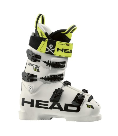 HEAD RAPTOR B4 RD white 19/20