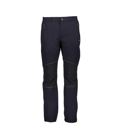 CMP MAN PANT antracite/nero