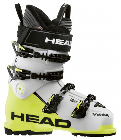 HEAD VECTOR EVO ST white/yellow