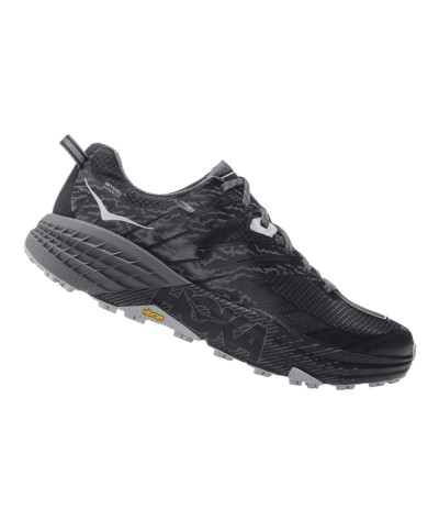 HOKA SPEEDGOAT 3 WP MEN'S black/drizle