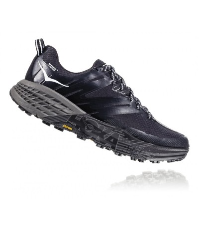 HOKA SPEEDGOAT 3 WP WOMEN'S black/plein air