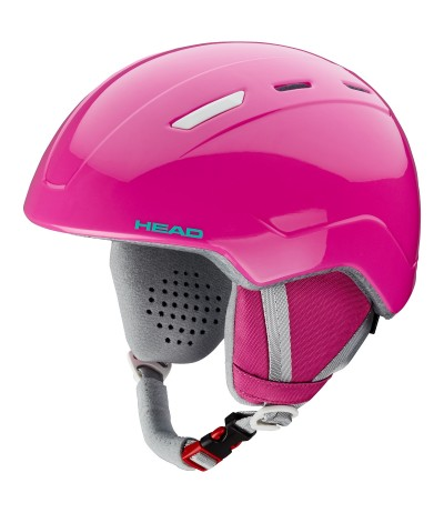 HEAD CASCO junior MAJA pink
