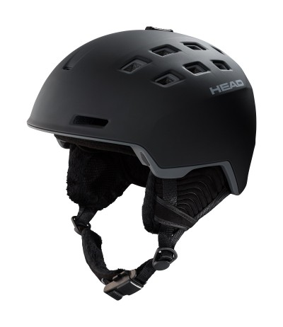 HEAD CASCO REV black