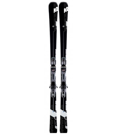 K2 SUPER CHARGER MXCELL 12 TCX blk/wht/antr