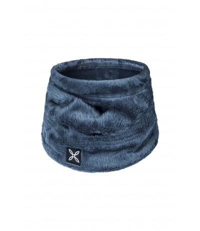 MONTURA COLLAR POLAR CAP 86 blu cenere