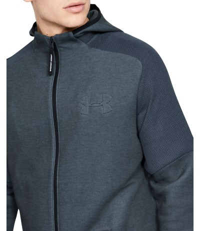 UNDER ARMOUR USTOPPABLE MOVE LIGHT FZ gray