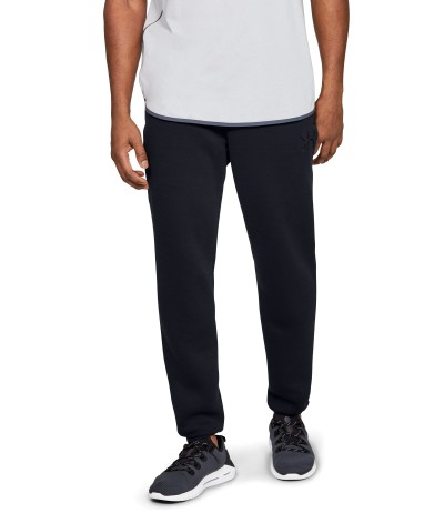 UNDER ARMOUR UNSTOPPABLE MOVE LIGHT PANT black