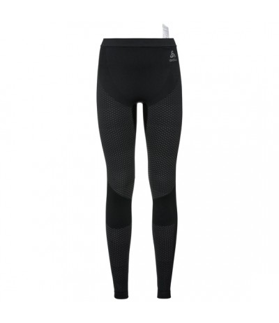 ODLO DONNA PERFORMANCE ESSENTIAL SUW PANT blk/graph.grey