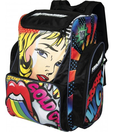 ENERGIA PURA RACER BAG POP ART + MINI BAG OMAGGIO