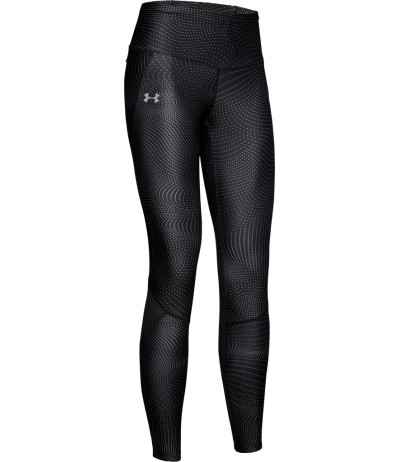 UNDER ARMOUR FLY FAST PRINTED TIGHT gray