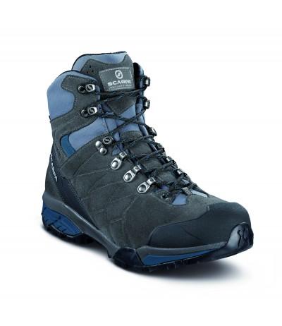 SCARPA ZG TREK GTX titanium-lake blue