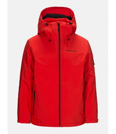 PEAK PERFORMANCE MAROON JACKET dy na red