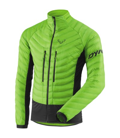 DYNAFIT TLT LIGHT INSULATION M JKT lambo green
