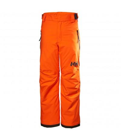 HELLY HANSEN JR LEGENDARY PANT neon orange